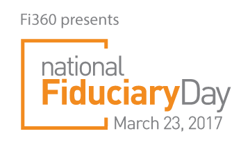 Fi360 Declares March 23 National Fiduciary Day